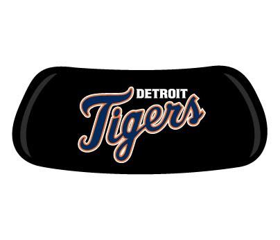 Detroit Tigers Alt Black