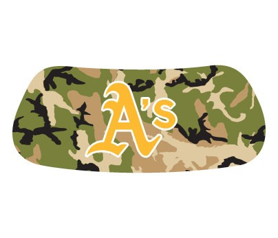 Oakland Athletics Alt Camo