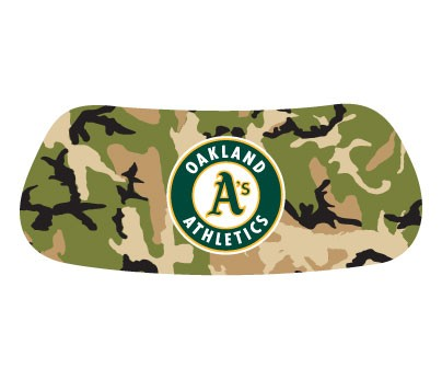 Oakland Athletics Club Camo