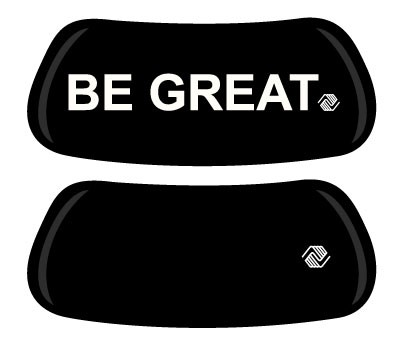 BE GREATO