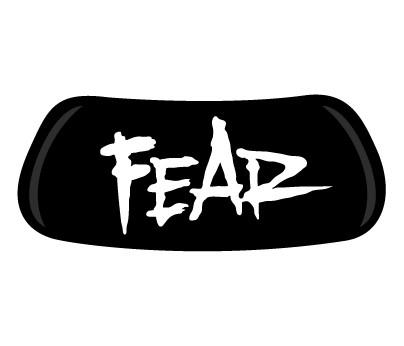 Fear (White)