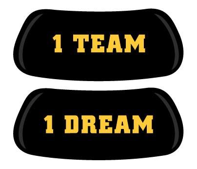 1 TEAM / 1 DREAM