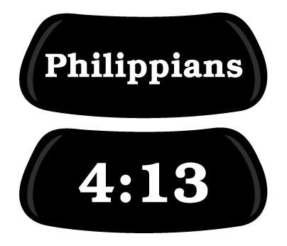 Philippians / 4:13