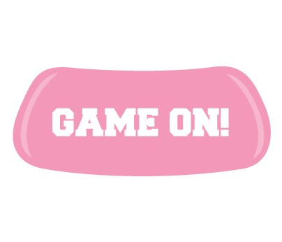 Game On! (pink)