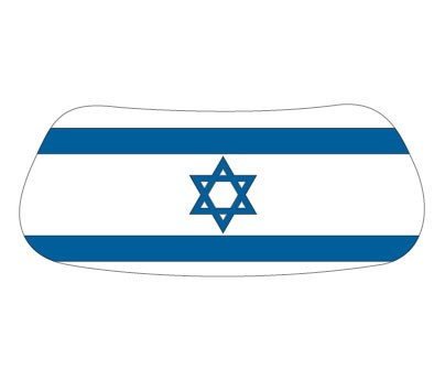 Isreal Flag Original