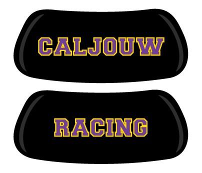 Caljouw Racing Original EyeBlack