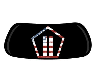 Pentagon / Towers Black Original EyeBlack