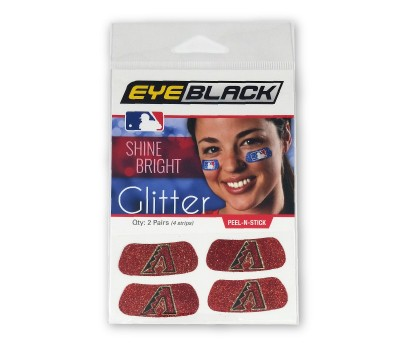 Arizona Diamondbacks Glitter EyeBlack
