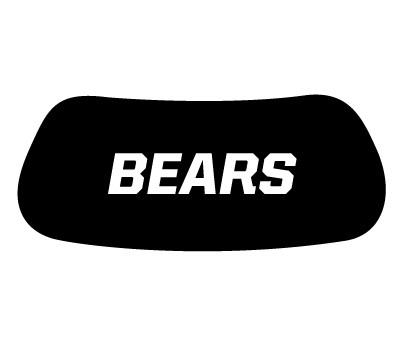 Bears Eye Black