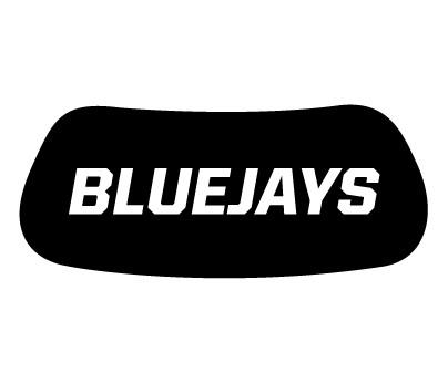 BlueJays Eye Black