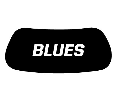 Blues Eye Black