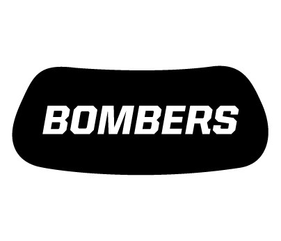 Bombers Eye Black