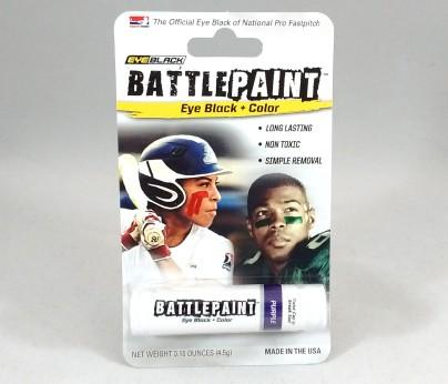 Purple Battle Paint