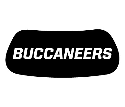 Buccaneers Eye Black