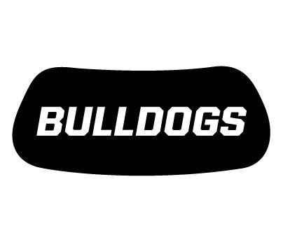 Bulldogs Eye Black