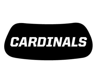 Cardinals Eye Black