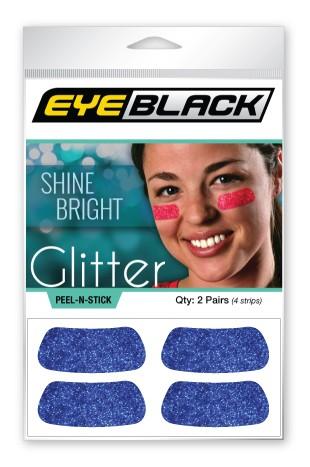 Blue Glitter EyeBlack