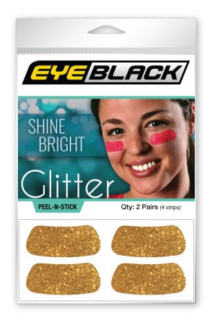 Gold Glitter EyeBlack