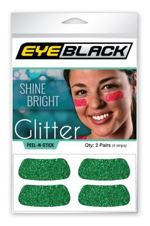 Green Glitter EyeBlack