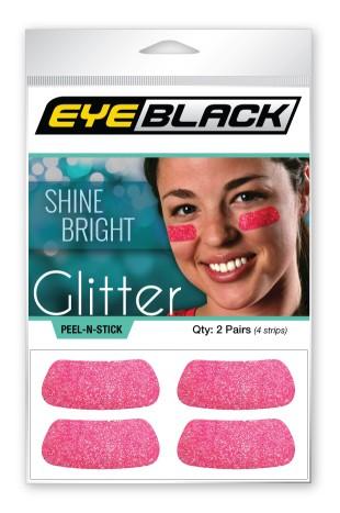 Pink Glitter EyeBlack