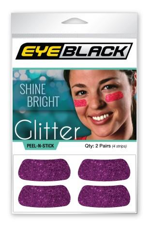 Purple Glitter EyeBlack