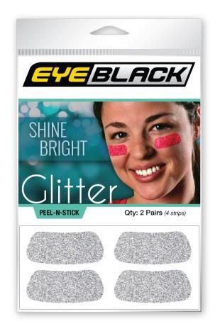 Silver Glitter EyeBlack
