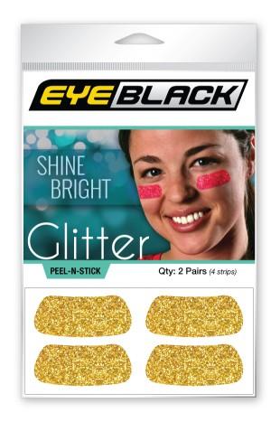 Yellow Glitter EyeBlack