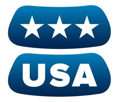 USA Soccer Original EyeBlack