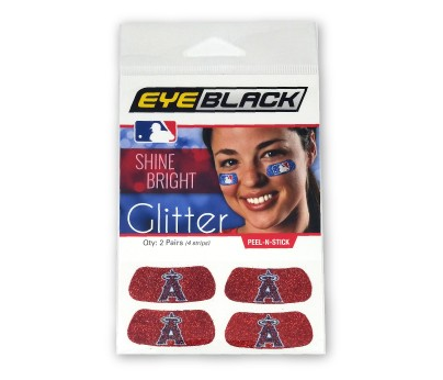 Los Angeles Angels Glitter EyeBlack