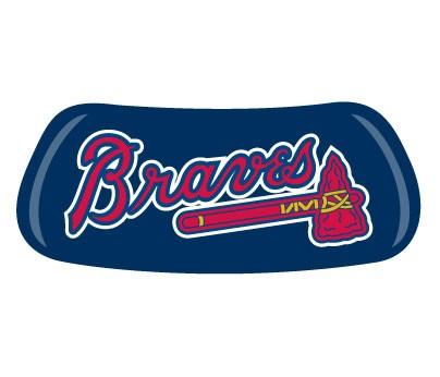 Atlanta Braves Club Logo/Color
