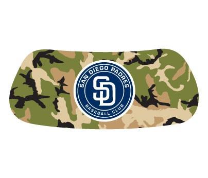 San Diego Padres Camo Original EyeBlack