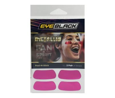 Pink Metallic Eye Black