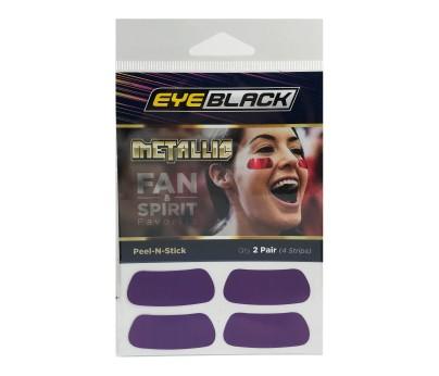 Purple Metallic Eye Black