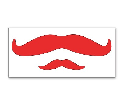 Red Mustache