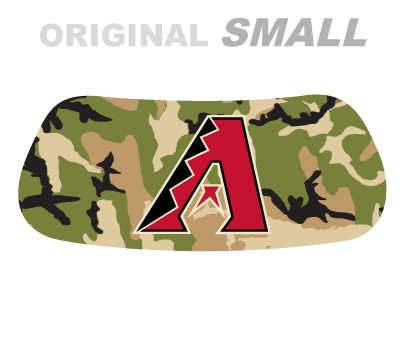 Arizona Diamondbacks Camo Original Small EyeBlack