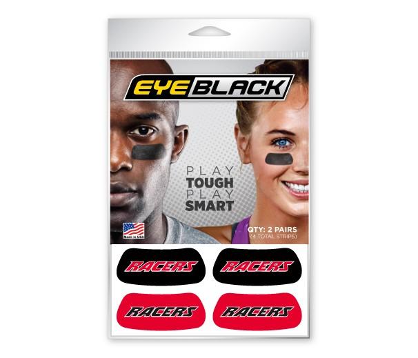 Akron Racers Eye Black