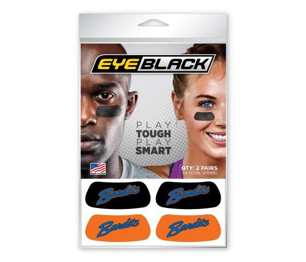 Chicago Bandits Eye Black