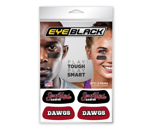 Scrap Yard Dogs Eye Black