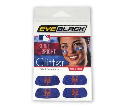 New York Mets Glitter EyeBlack