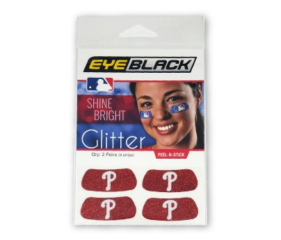 Philadelphia Phillies Glitter EyeBlack