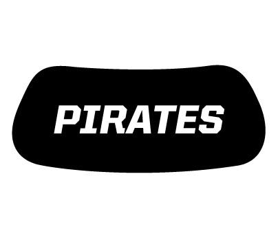 Pirates Eye Black