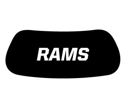 Rams Eye Black