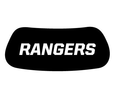 Rangers Eye Black