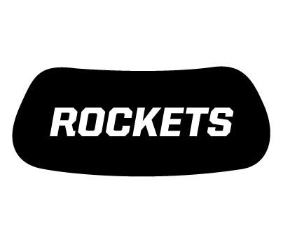 Rockets Eye Black