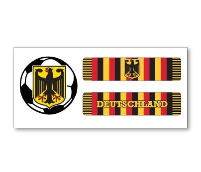 Germany Soccer Scarf