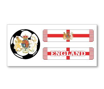 England Soccer Scarf