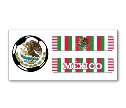 Mexico Soccer Scarf