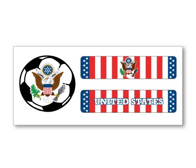 United States Soccer Scarf