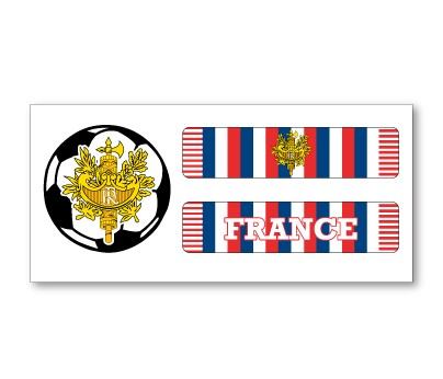 France Soccer Scarf