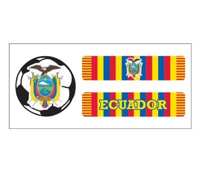 Equador Soccer Scarf